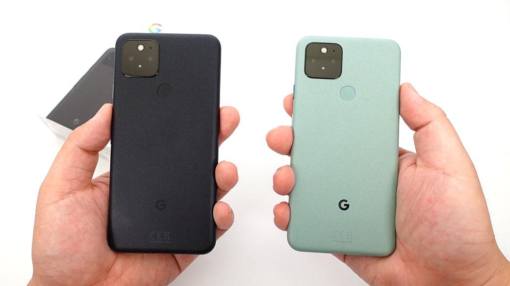 規格不旗艦的谷歌年度旗艦:Google Pixel 5開箱Part.1(外型、性能、電力實測)