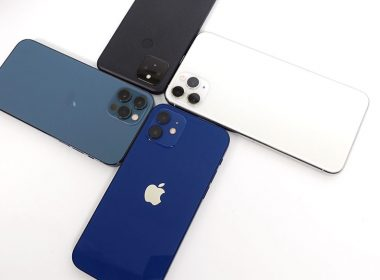 iPhone 12 / 12 Pro藍色款開箱評價:拍照對決Google Pixel 5與iPhone 11 Pro Max @LPComment 科技生活雜談