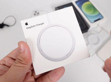 蘋果MagSafe充電器開箱!沒有iPhone 12沒關係!花幾十塊讓舊iPhone和Android手機升級磁吸充電! @LPComment 科技生活雜談