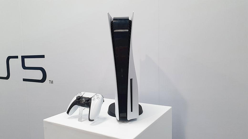 Sony PlayStation 5 (PS5) 實機初體驗心得分享:新DualSense控制器超讚啊!