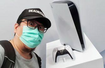 Sony PlayStation 5 (PS5) 實機初體驗心得分享:新DualSense控制器超讚啊! @LPComment 科技生活雜談