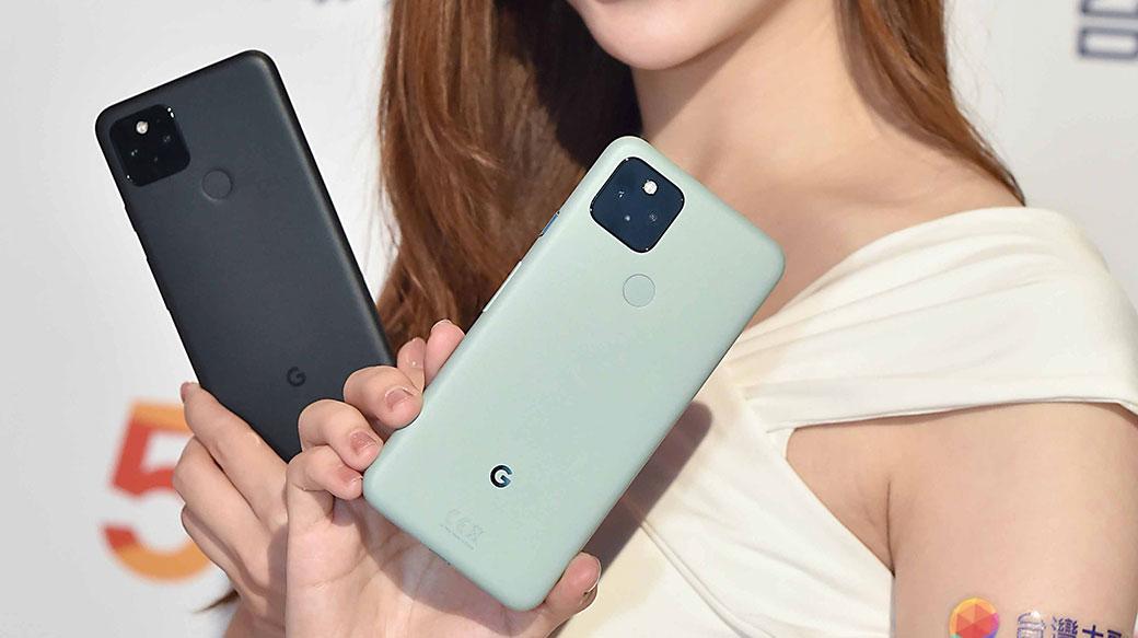 Google Pixel 5、Nest Audio台灣大哥大獨家開賣,手機灰綠色預購佔6成