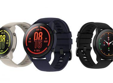 小米手錶國際版揭曉,本身為圓形錶面設計的小米手錶Color @LPComment 科技生活雜談