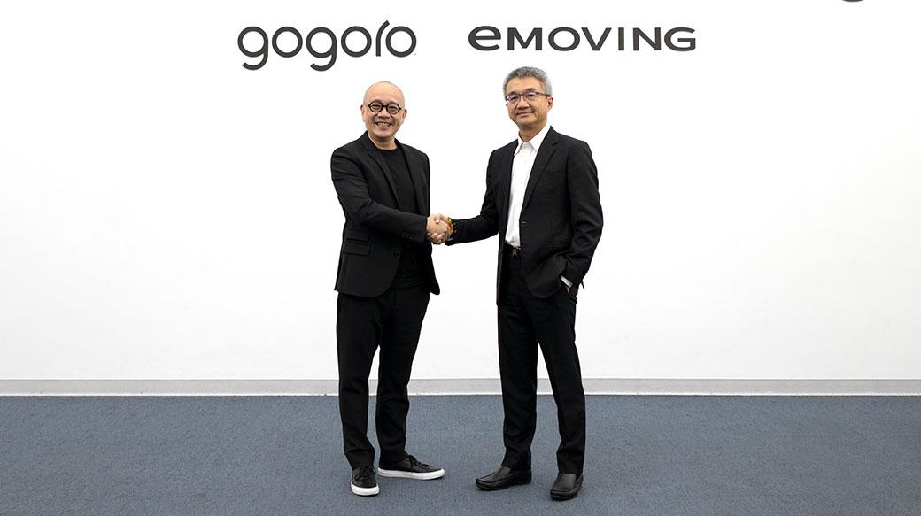 中華汽車eMOVING宣布加入Gogoro PBGN聯盟,首款車型將於2021 Q4推出