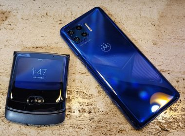 摩托羅拉在台推出全新刀鋒機Motorola razr 5G,以及平價5G機Moto g 5G plus @LPComment 科技生活雜談