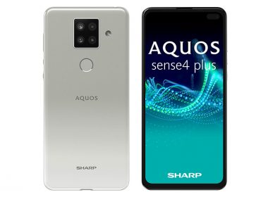 夏普AQUOS sense4 plus在台開賣,內建六鏡頭、90Hz螢幕與完整防水防塵9千有找 @LPComment 科技生活雜談