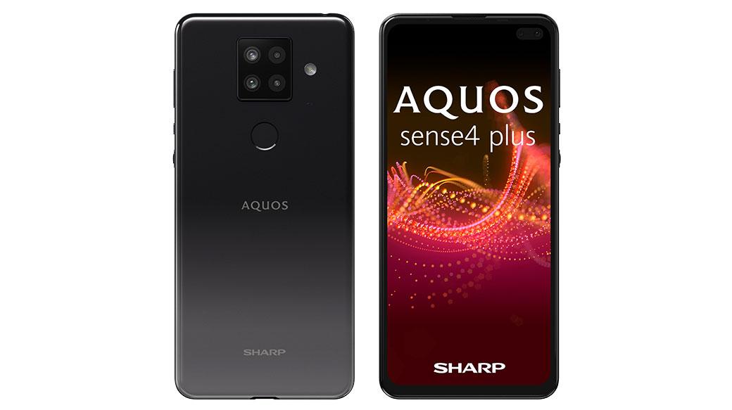 夏普AQUOS sense4 plus在台開賣,內建六鏡頭、90Hz螢幕與完整防水防塵9千有找