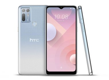 HTC推出Desire 20+「雲彩藍」新色 @LPComment 科技生活雜談