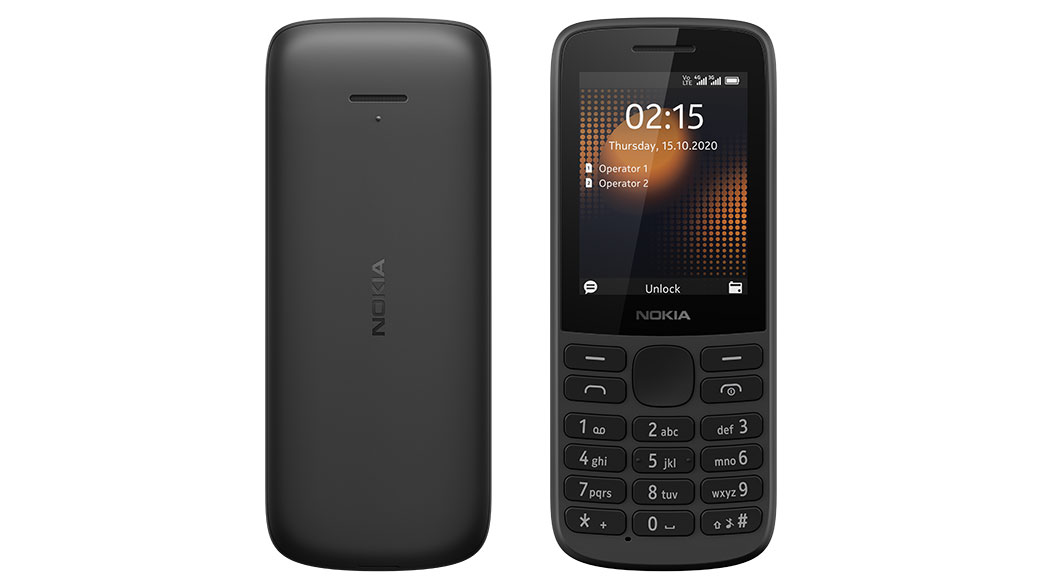Nokia 3.4將於11/18開賣、沒有相機的功能機Nokia 215也會在11/6上市