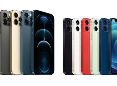 iPhone 12 Pro Max、iPhone 12 mini五大電信資費方案懶人包(中華/遠傳/台哥大/台星/亞太) @LPComment 科技生活雜談