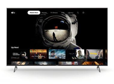 Sony宣布特定BRAVIA電視將可支援Apple TV觀看,X9000H系列率先升級 @LPComment 科技生活雜談