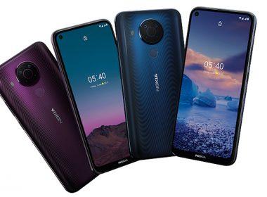 Nokia 5.4雙卡4G機在台推出,售價6千有找 @LPComment 科技生活雜談