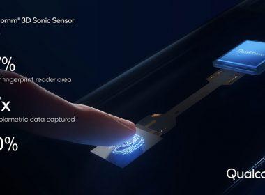 高通推出第二代 3D 聲波感測器,辨識速度提升50% @LPComment 科技生活雜談