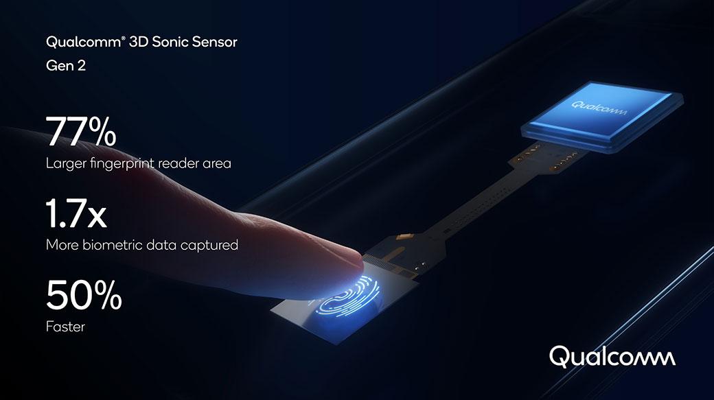 高通推出第二代 3D 聲波感測器,辨識速度提升50%