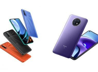 標榜超越同級手機效能、續航力!小米推出Redmi Note 9T及Redmi 9T @LPComment 科技生活雜談
