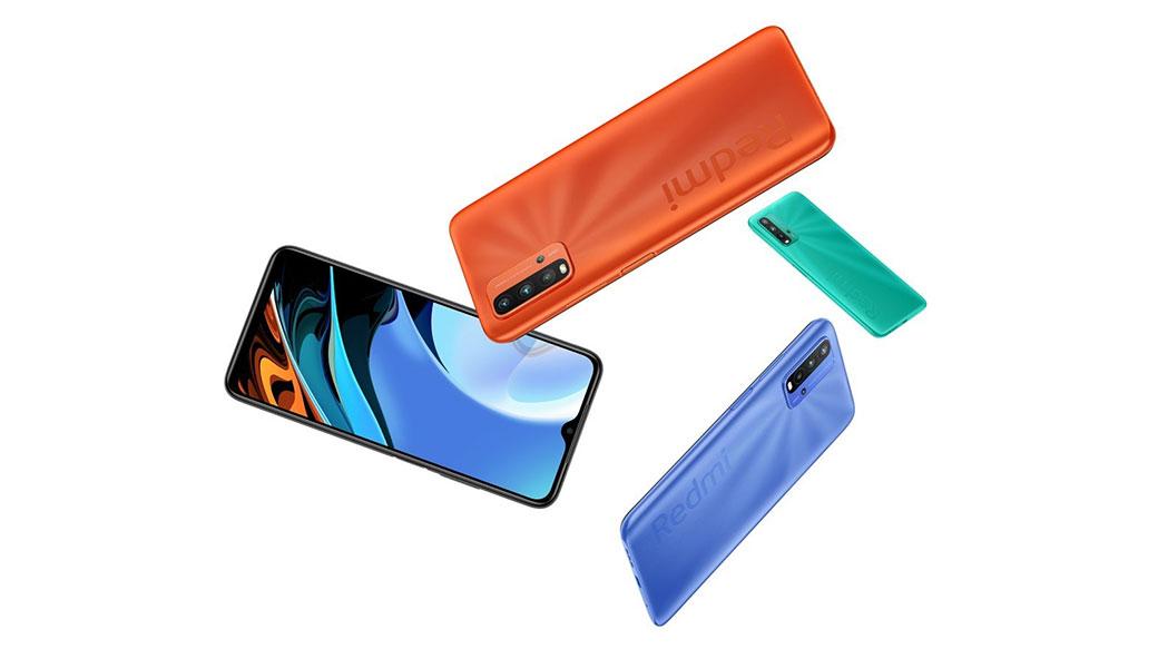 標榜超越同級手機效能、續航力!小米推出Redmi Note 9T及Redmi 9T