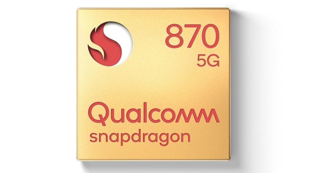 高通發表Snapdragon 870處理器!延續7nm製程、定位為升級版S865+