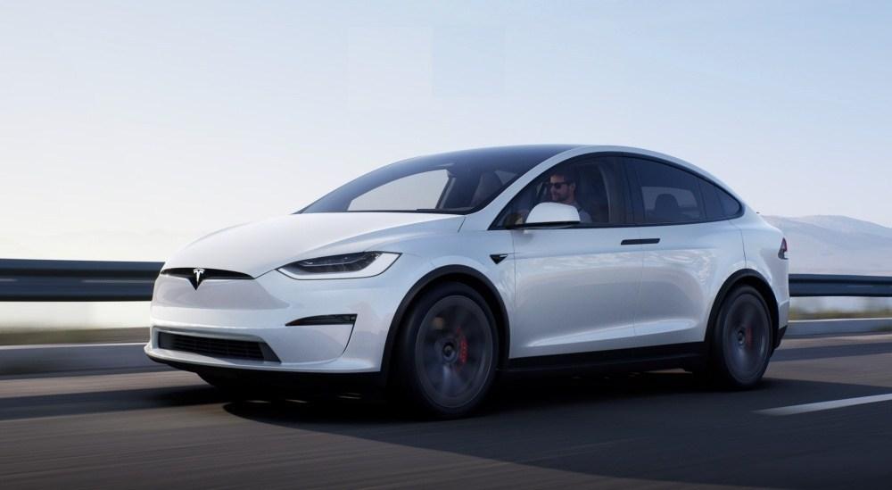 特斯拉推出大改款Tesla Model S、Model X,台灣售價確認