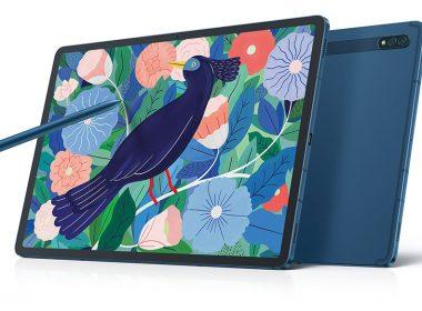 三星在台推出Galaxy TabS7 / S7+ Wi-Fi版新色「星霧藍」 @LPComment 科技生活雜談