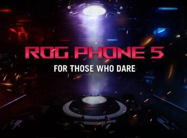 確定不出4了!ROG新機3/10登場,型號確認為ROG Phone 5 @LPComment 科技生活雜談