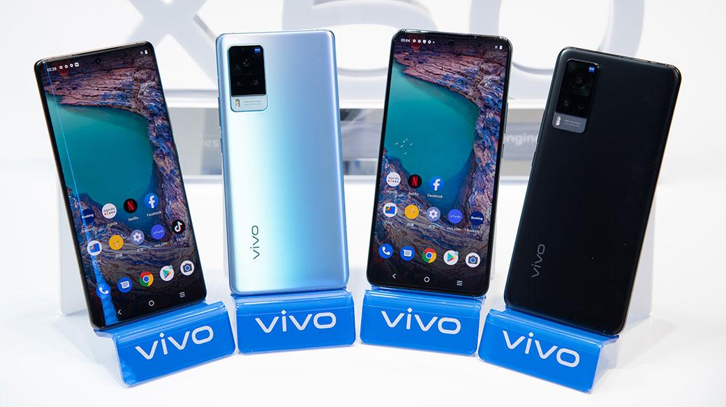微雲台2.0拍攝更穩定!vivo X60系列在台發表,即日起開放預購