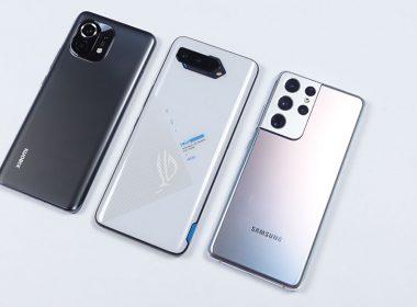 高通S888旗艦對決!ROG Phone 5 / 三星S21U / 小米11性能、發熱對比,誰才是不翻車的馴龍高手? @LPComment 科技生活雜談