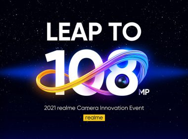 realme公布將用於realme 8 Pro的108MP相機與新功能,感光元件為三星HM2同S21U @LPComment 科技生活雜談