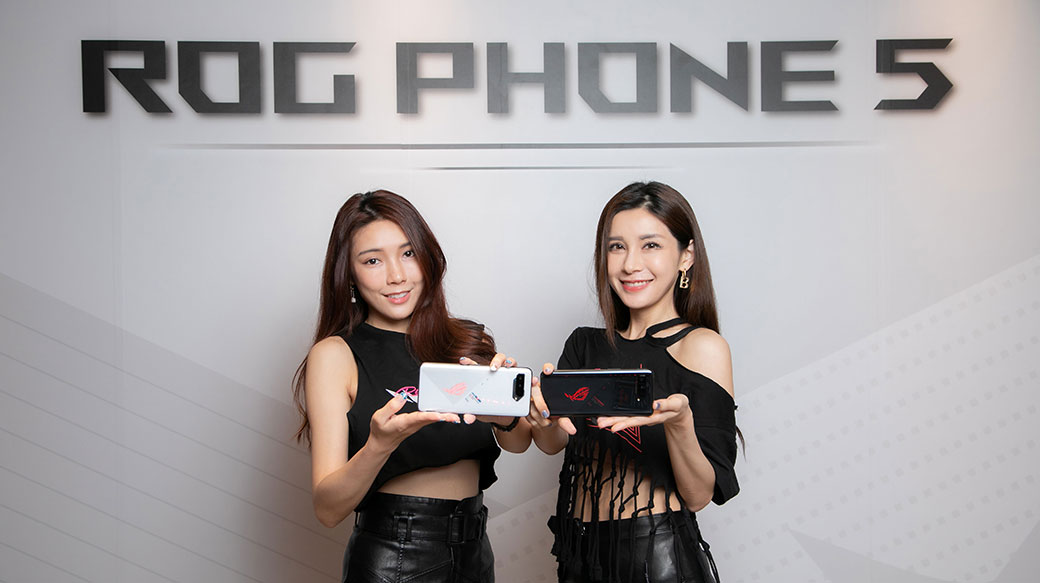 ROG Phone 5發表!這次是三刀流!最高18GB RAM搭配高通S888與三星144 Hz螢幕