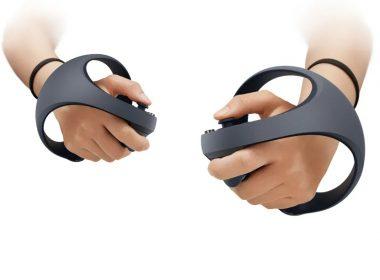 PS5專用的次世代PS VR控制器公開!球狀造型結合自適應扳機等DualSense功能 @LPComment 科技生活雜談