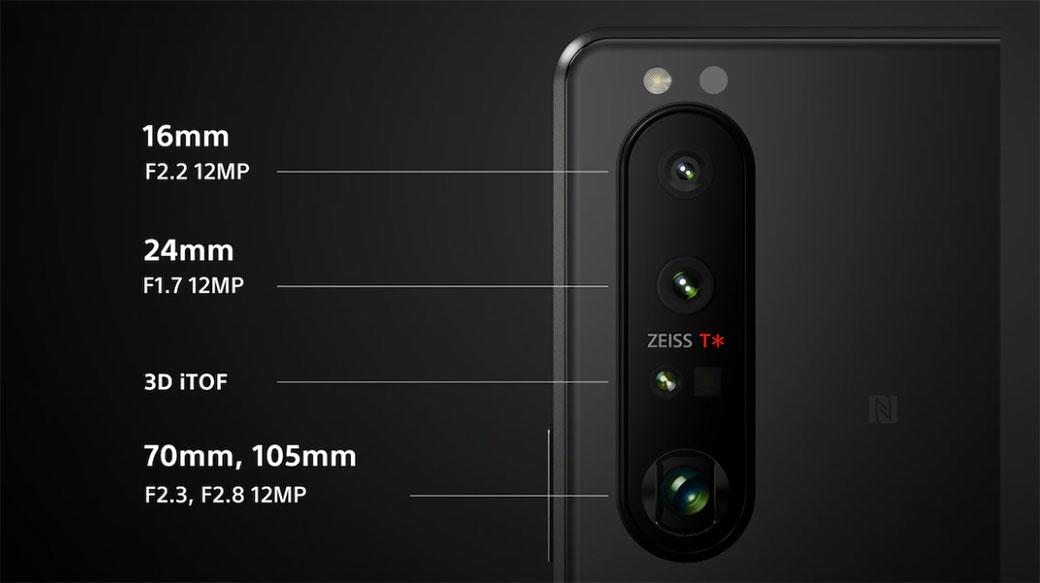 Sony Xperia 1 III、Xperia 5 III,及Xperia 10 III發表!配備全球首款4K HDR 120Hz螢幕,並搭載雙光圈潛望式長焦鏡頭