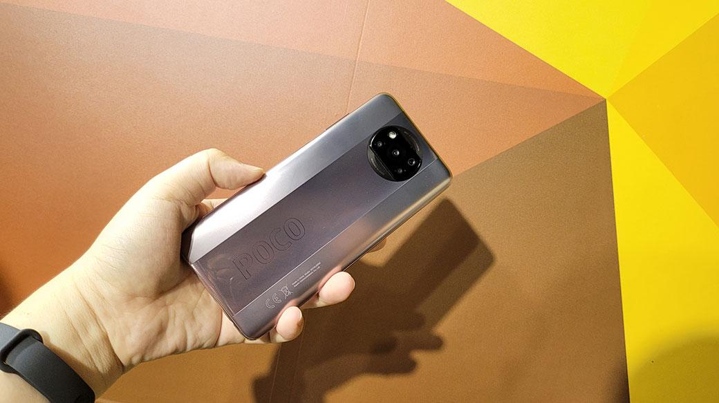 POCO F3 5G、POCO X3 Pro登台!強打電競等級高規格+超低價搶市!