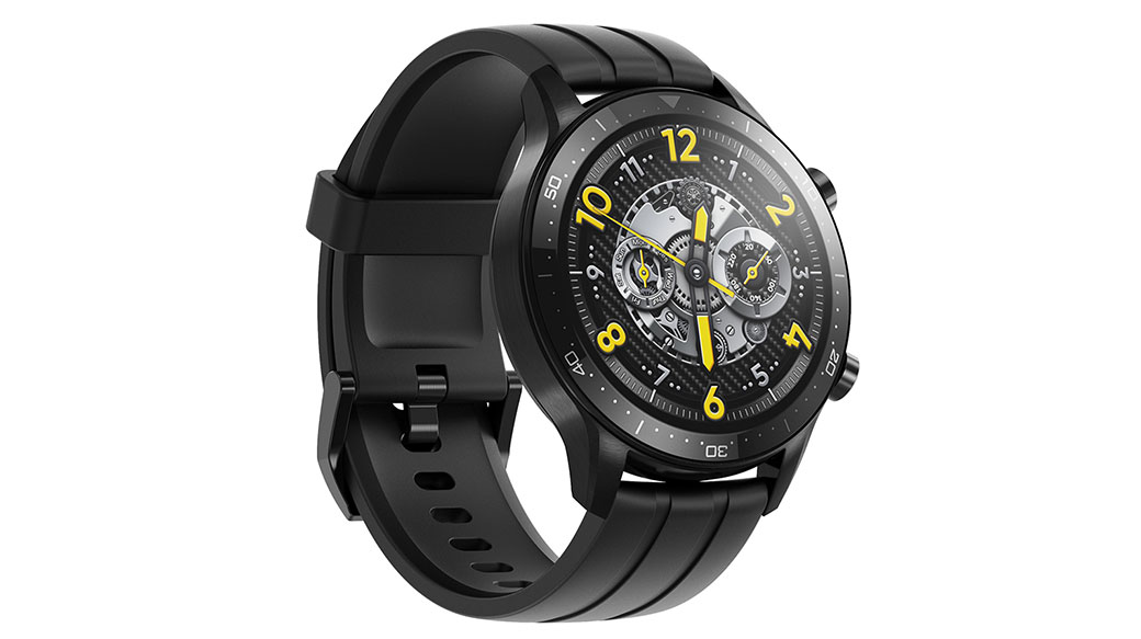 realme在台推出平價機realme C21與全新智慧錶realme watch S Pro