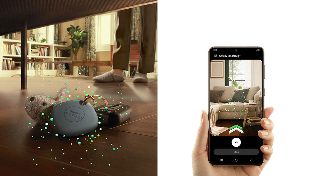 支援UWB與藍牙的三星Galaxy SmartTag+智慧防丟器在台推出