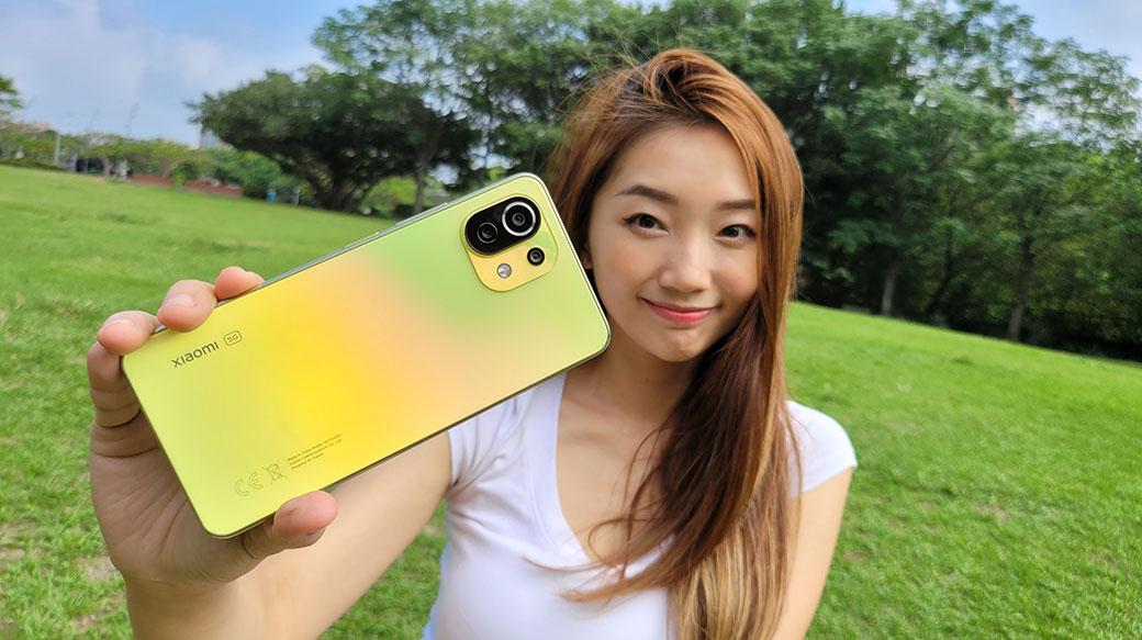 小米11 Lite 5G開箱實測:輕薄多彩、體驗不錯的平價5G手機