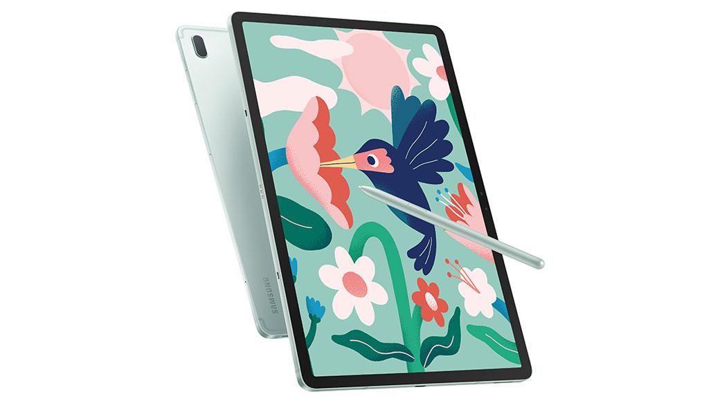 三星Galaxy Tab S7 FE 5G、Tab A7 Lite平板電腦6月中旬在台上市