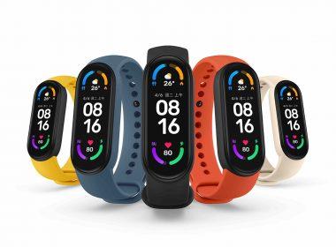 小米手環6將於7/1在台上市,售價NT$1095支援血氧飽和度追蹤 @LPComment 科技生活雜談