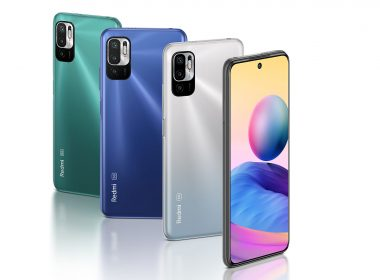 7千有找5G手機Redmi Note 10 5G在台上市!Redmi Note 10S同步推出 @LPComment 科技生活雜談