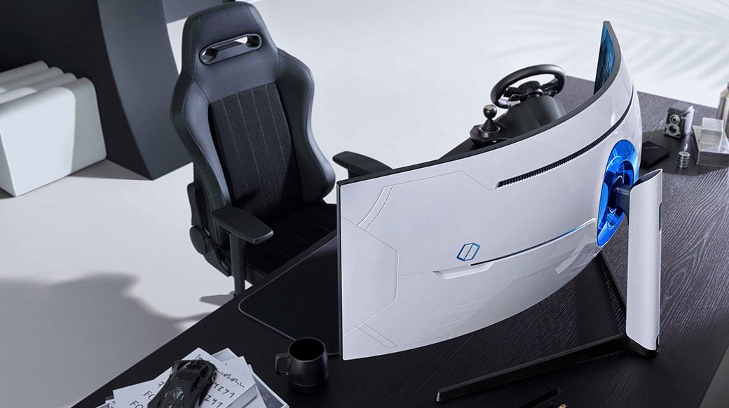 全球首款曲面量子Mini LED!三星推出1000R頂級電競顯示器Odyssey Neo G9 G95NA