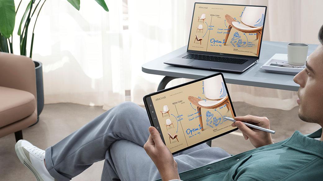 華為在亞太地區發表手機、平板、顯示器、穿戴等六款新品