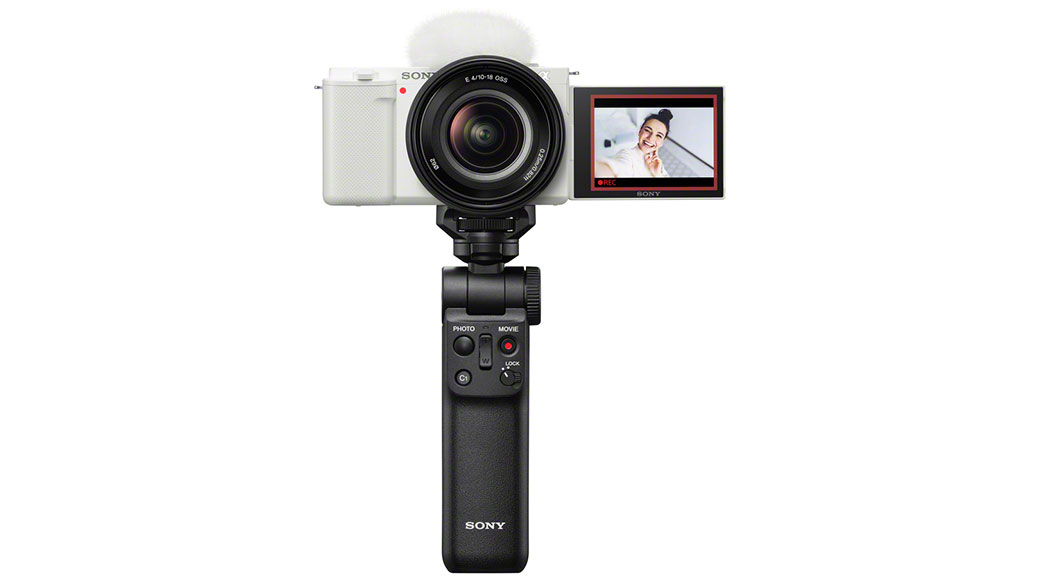 Sony推出針對Vlog錄影需求設計的APS-C無反相機Alpha ZV-E10