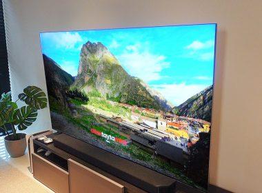 極致奢華8K量子點顯色+Mini LED背光、99%無邊際頂級精品質感!三星Neo QLED 8K量子電視開箱 @LPComment 科技生活雜談