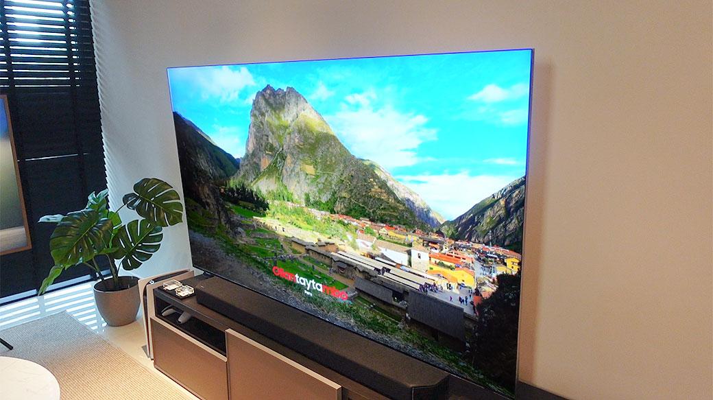 極致奢華8K量子點顯色+Mini LED背光、99%無邊際頂級精品質感!三星Neo QLED 8K量子電視開箱