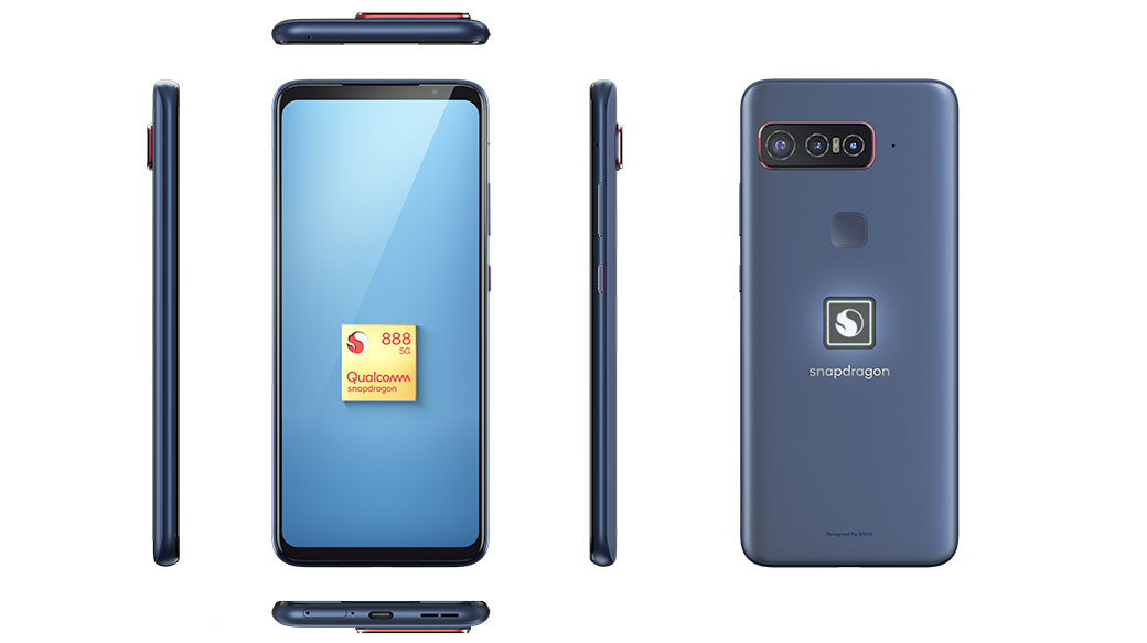 高通攜手華碩推出匯聚驍龍技術的粉絲向手機「Smartphone for Snapdragon Insiders」