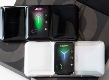 聯想電競手機Legion Phone Duel 2登台,售價27990起 @LPComment 科技生活雜談