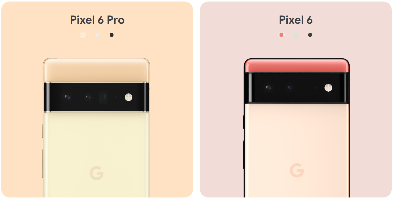 Google無預警公開Pixel 6系列部分訊息,搭載自家Tensor晶片!秋季上市
