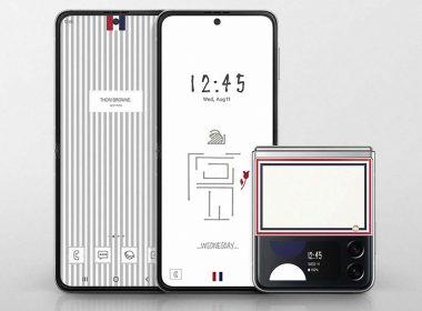 三星公布Thom Browne版Galaxy Z Fold3、Flip3台灣上市資訊,售價較前代便宜許多 @LPComment 科技生活雜談