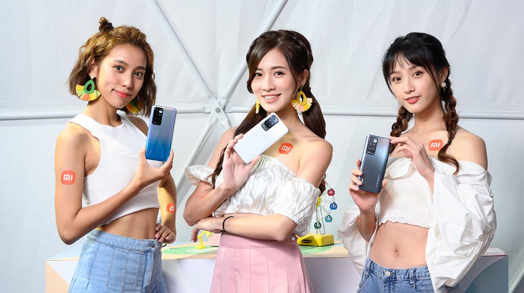 小米推出10月振興購物季,持紙本五倍券買5千再送5千!