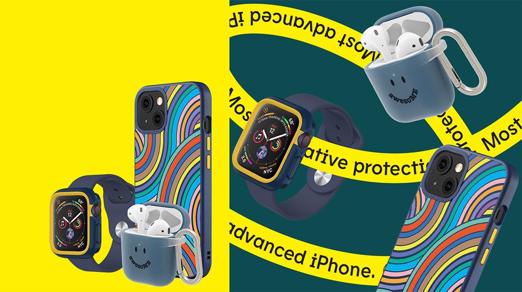 RhinoShield犀牛盾推出iPhone 13系列手機殼與防摔周邊配件