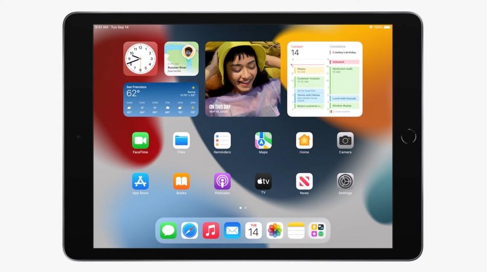 第9代iPad與換上全新面貌的iPad Mini登場,後者更加入支援5G連網功能
