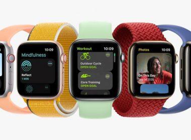 Apple Watch Series 7登場!更大、更滿版的螢幕,更耐用與並加入快充設計 @LPComment 科技生活雜談